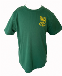 Hockley P.E. Sports Top - Green